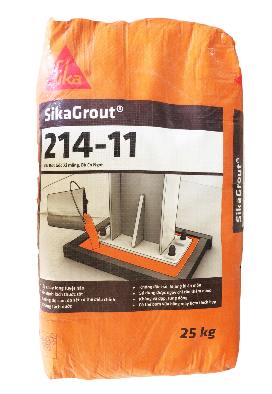 sikagrout-214-11
